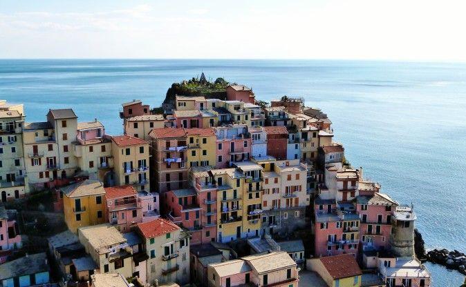 Manarola-Cinque-Terre-Italy