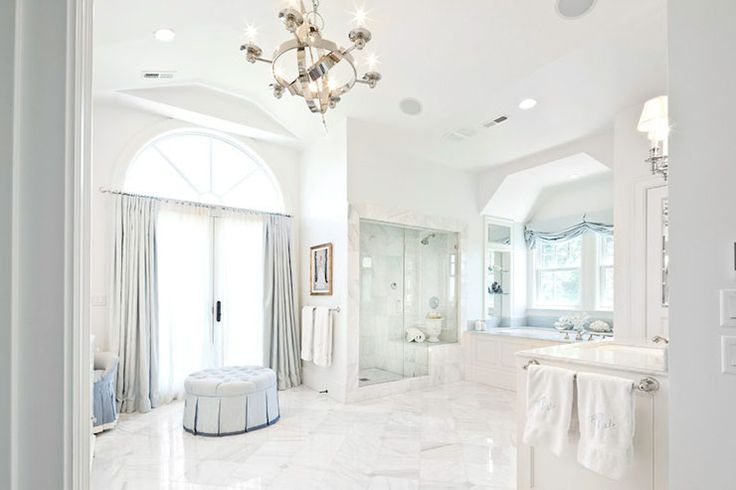 Markay Johnson Construction Bathrooms White Walls