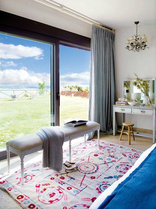 Eco house: novedades para hacer de nuestra vivienda un lugar sostenible. Mobiliario, textiles o revestimientos green con un plus de estilo.