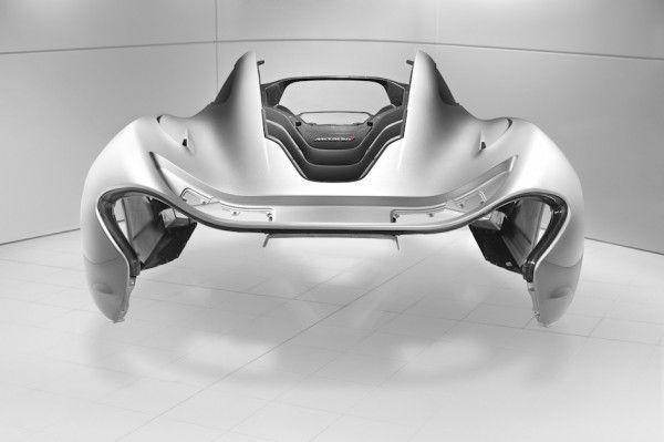 Visit The MACHINE Shop Café... (Best of McLaren @ MACHINE) The McLaren P1 Elements Series