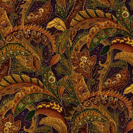 Robert Kaufman Fabrics: EKJM-6643-199 ANTIQU from Nature's Brilliance 4