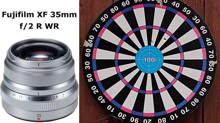 Prezentare Obiectiv foto Fujifilm Fujinon XF 35mm F2 R WR - despachetare...