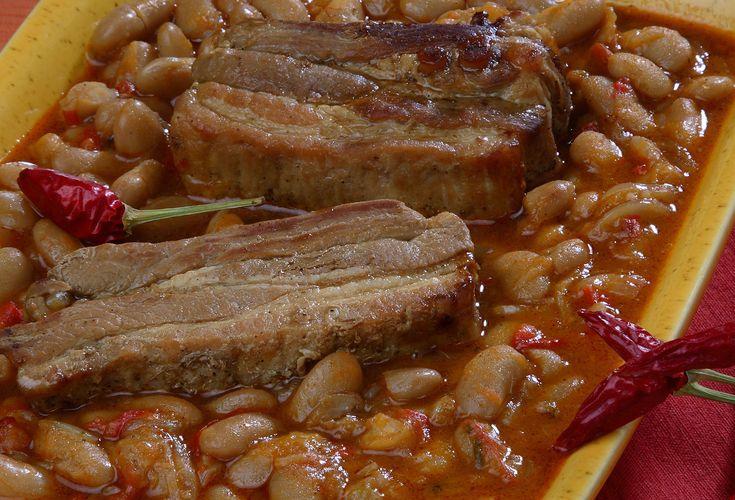 Római tálban sült sólet füstölt hússal - Anyósom legnépszerűbb receptje