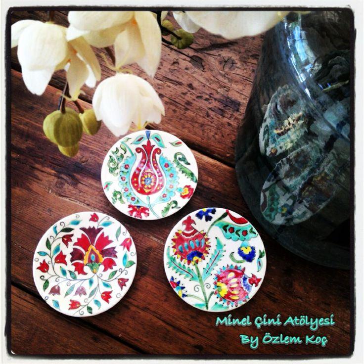 #plates by özlem koç