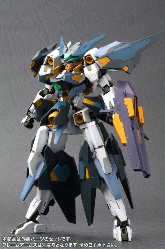 MECHA GUY: [Kotobukiya] 1/100 Frame Arms: Extend Arms 02 (YSX-24 Basflard) - Promo Image