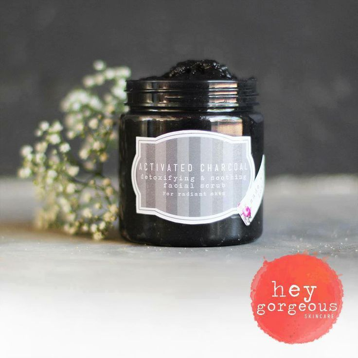 Did you know that activated charcoal can absorb over 500-times its weight in impurities? This super-duty ingredient helps draw out impurities from your pores and with the help of the Kaolin Clay and Soy milk powder, our Activated Charcoal scrub will gently polish off old skin and impurities, your skin is left radiant, clean and clear.