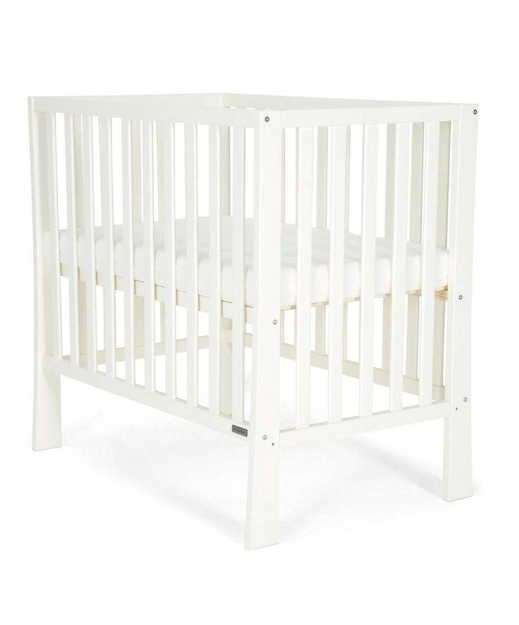 Petite Cot - White - Cot Beds, Cots & Cribs - Mamas & Papas