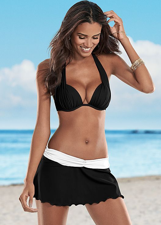 Swim Skirt. Plus Size Swim Bottoms. All Products () Make a splash with women's swimsuit bottoms from Kohl's! We have everything you need to complete your pool or beach ensemble! Our line of women's bathing suit bottoms includes various styles, such as women's high waist bikini bottoms.