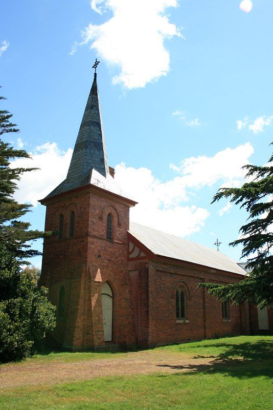 St Peter's Anglican Church, Nile