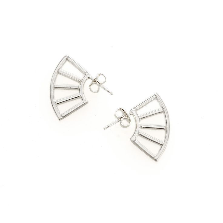 Silver nyala earrings | Dear Rae | Online Shop
