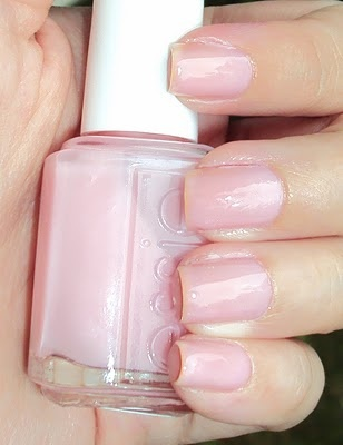 This is the best nail color EVER! Essie's Sugar Daddy.
