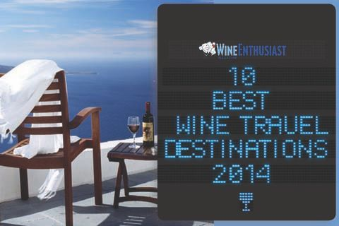 Wine Enthusiast Magazine names Languedoc, France as one of 10 Best Wine Travel Destinations of 2014.