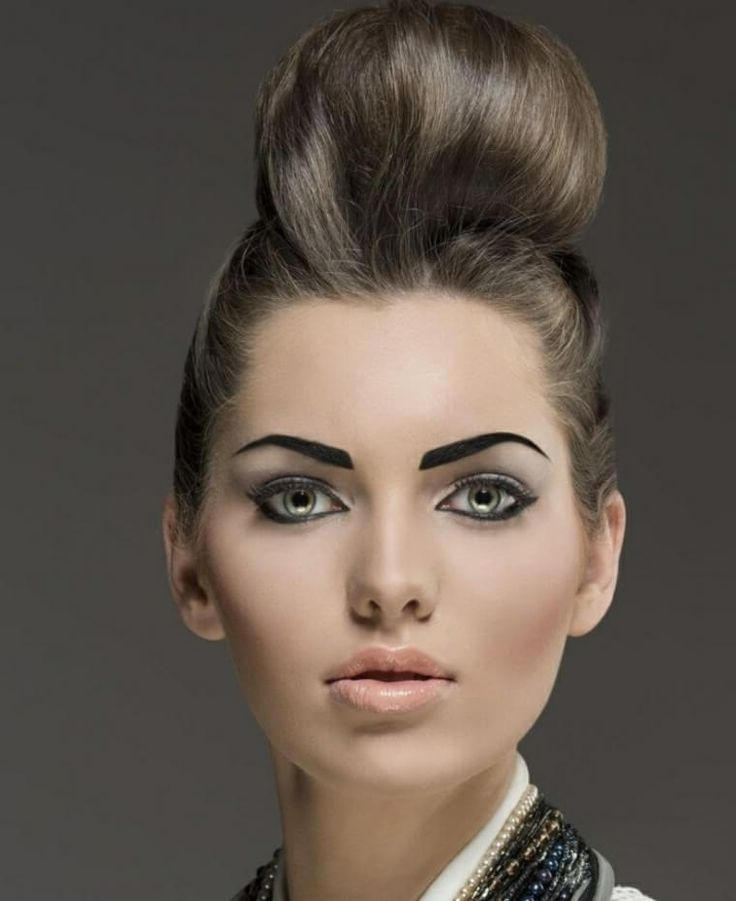 Diferentes peinados con tupe fáciles   VIDEO+IMÁGENES   Los Peinados