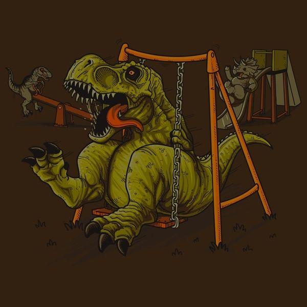 Dino Park - An Adventure In Playtime - Neatorama
