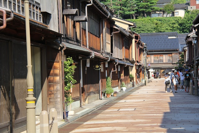 EATspeak: Kanazawa Escape Part II