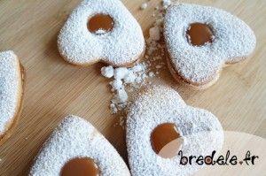 Sablés caramel beurre salé