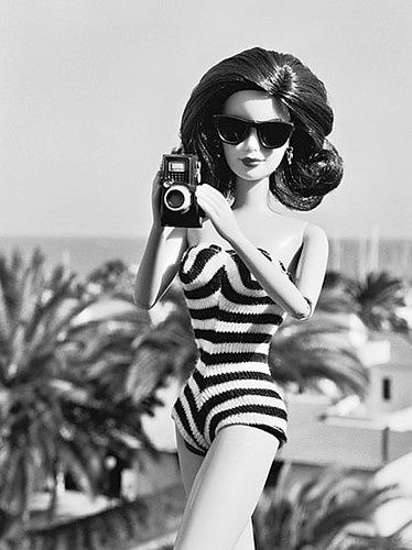 Barbie with camera - wish I had this one !
