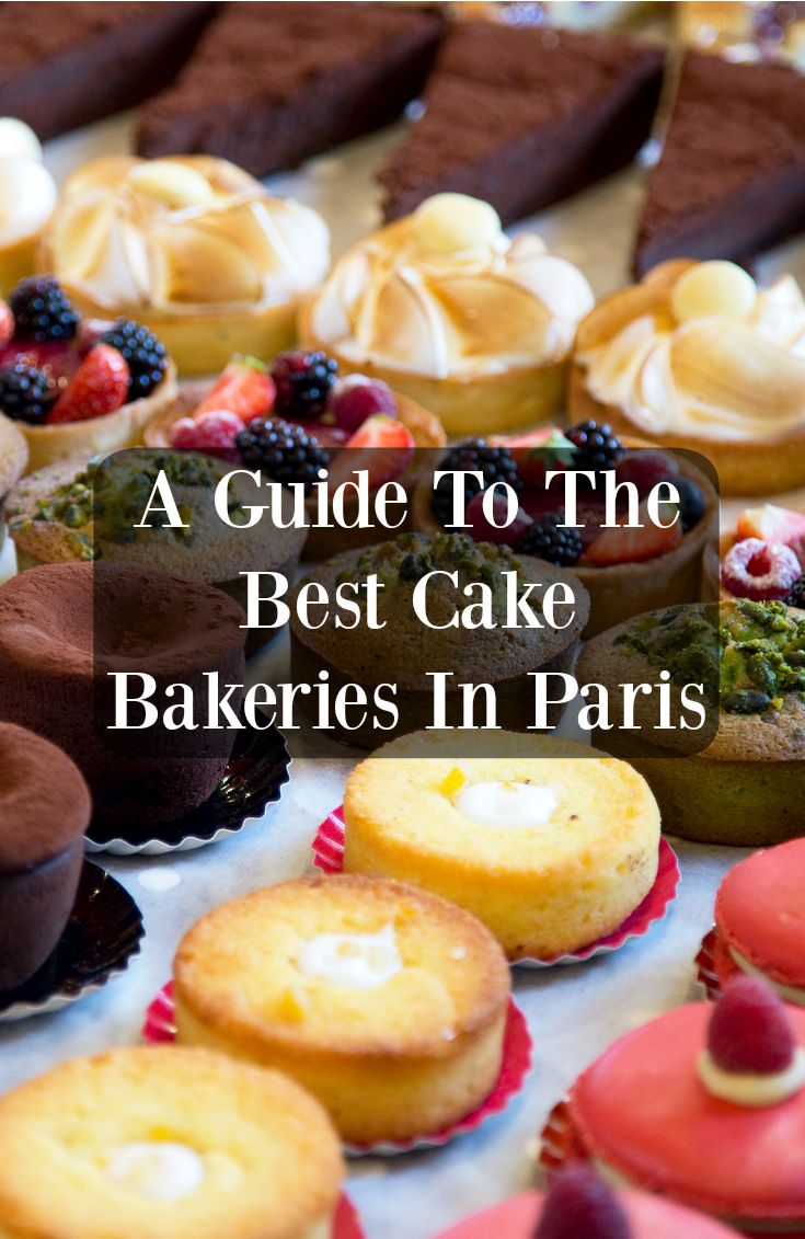 Paris is known for being a magnificent spot for those planning a trip full of award-winning food and mouthwatering treats. In particular, pastry shops and bakeries are popular spots for foodies on vacation in this world-renowned city. Since there are countless places to indulge your sweet tooth here, we've narrowed it down to a short list of the best cake bakeries in Paris. Use these as a guide for planning your itinerary going from one bakery to the next.