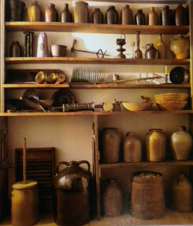 Historic Crocks and Kitchen Tools Collection