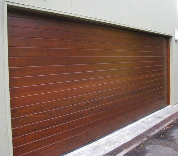 17 best images about garage to rec room on pinterest for Best wood for garage doors