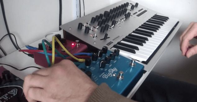 Ambient Artistry with a Korg Minilogue