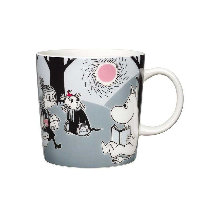 Moomin Adventure Autumn 2013