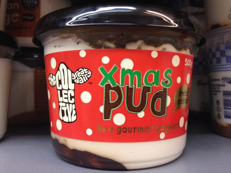 The week is over! But in other news, our Xmas Pud is back for another season + this year it's in our mini tubs too! #xmaspud #xmaspudmini #celebrate