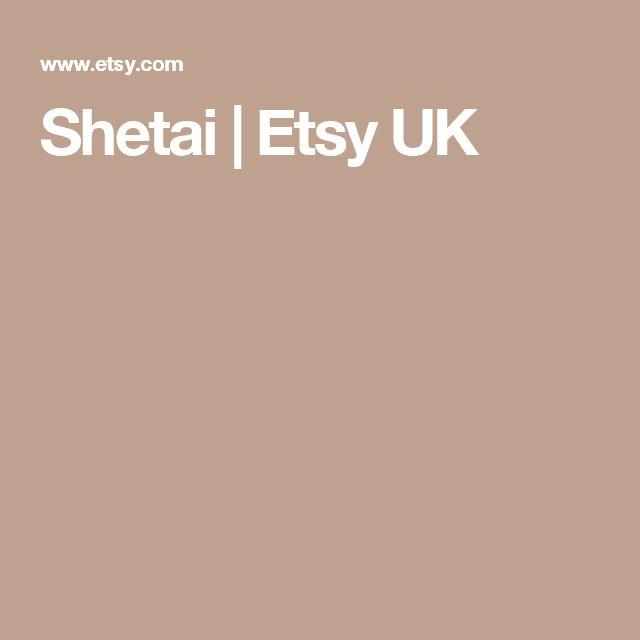 Shetai | Etsy UK