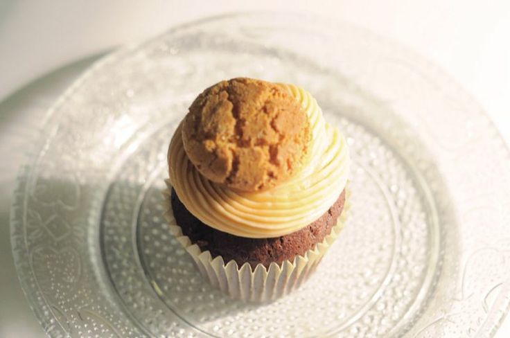 Amaretto cupcake | Recipes I love | Pinterest