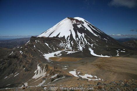 Mt Tongariro, New Zealand