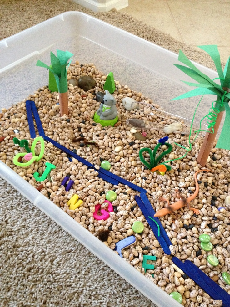 Jungle and Rainforest Theme and Activities