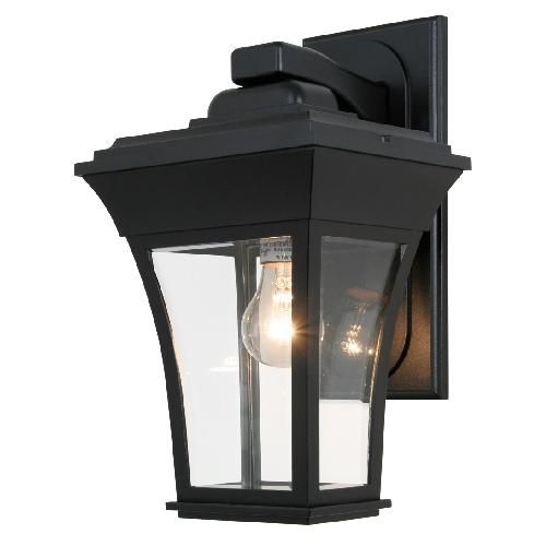 Outdoor wall sconce  81505        BK