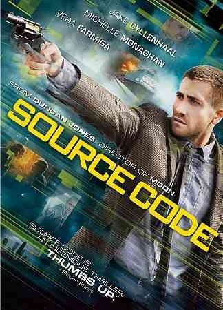 Source Code [PN1997.2 .S687 2011] An action thriller centered on a soldier who wakes up in the body of an unknown man and discovers he's part of a mission to find the bomber of a Chicago commuter train.   Director:Duncan Jones Writer:Ben Ripley Stars:Jake Gyllenhaal, Michelle Monaghan, Vera Farmiga