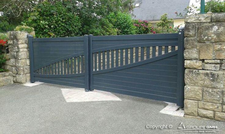 24 best portail de jardin images on pinterest shutters decorative signs and taylormade. Black Bedroom Furniture Sets. Home Design Ideas