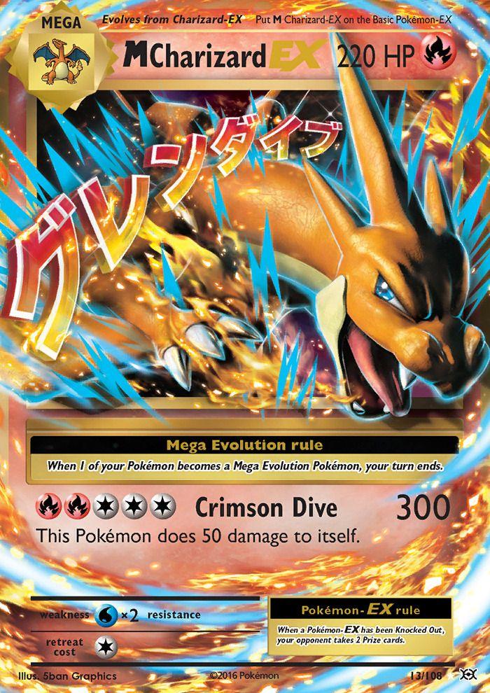 Mega Charizard - Pokemon - Pokémon