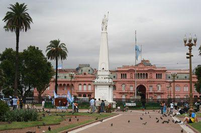 Roque Vega - cuentos: Buenos Aires - Transfomaciones del espacio