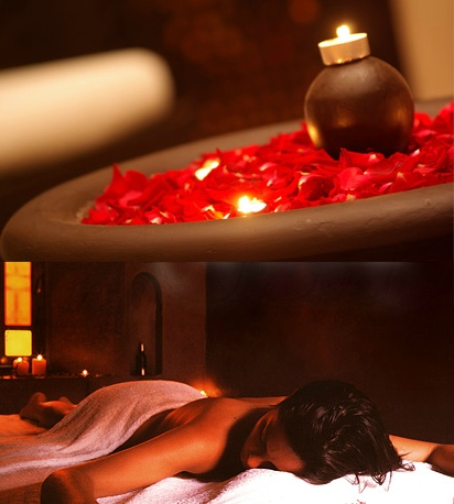 Here, at Les Bains De Marrakech, amongst the glitter and decadence of tinkling fountains, heady incense,and scattered rose petals, you can get a traditional scrub with black soap made from olive resin and a wire mitt, or more modern, gentle therapies like a chocolate massage or an oriental bath for two. #CoxandKings