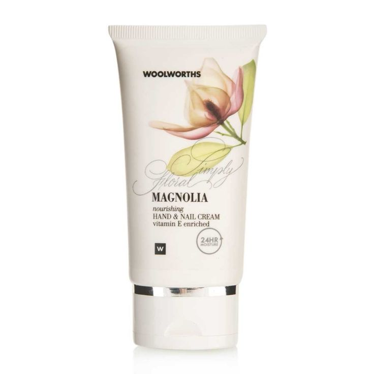 Hand & Nail Cream: Magnolia, Simply Floral