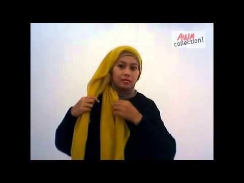 Ramadhan 2015 Tutorial Jilbab Terbaru - Jilbab Modern
