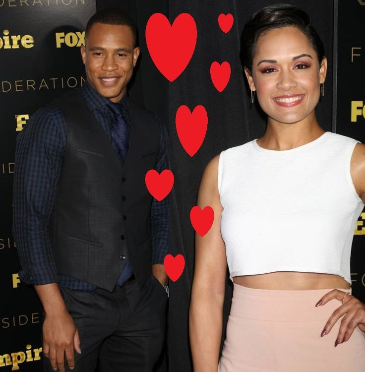 Which Empire Cast Members Are Dating In Real Life