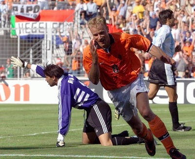 "Bergkamp, ""The Goal"""