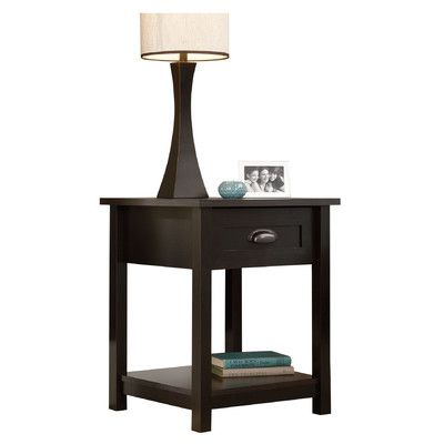 County Line 1 Drawer Nightstand - http://delanico.com/nightstands/county-line-1-drawer-nightstand-590578100/