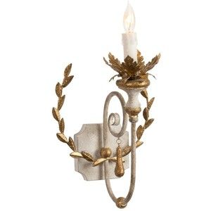Elegant New Sconce By Aiden Gray Available At Lady