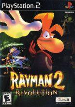 Boxshot: Rayman 2 by UbiSoft
