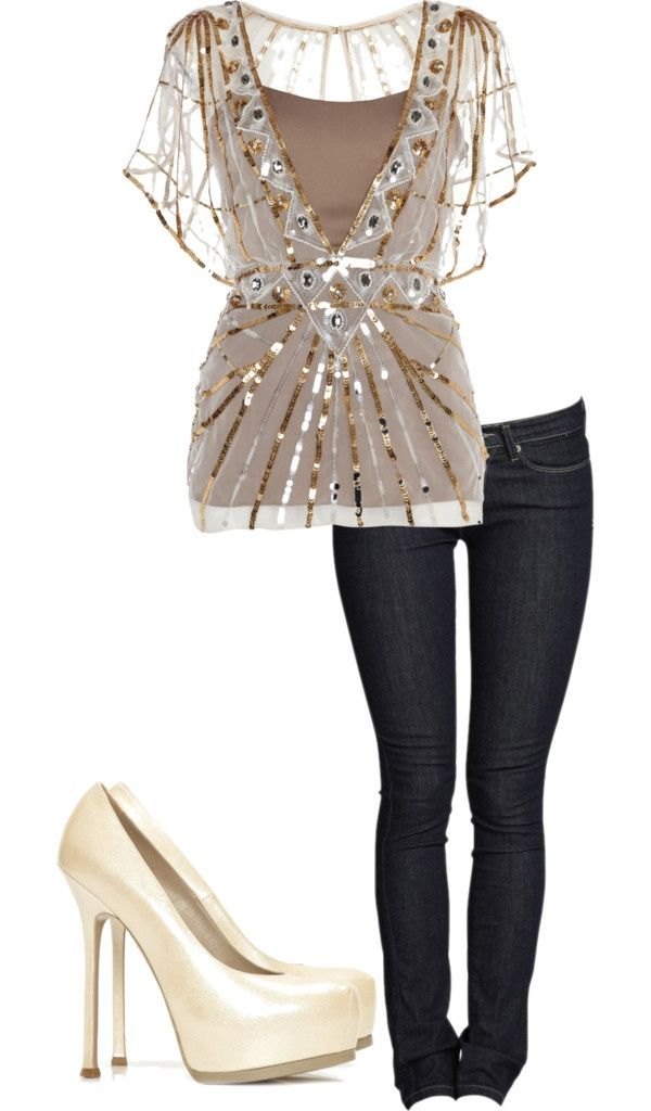 Pretty holiday party outfit #holidaywear #lulus