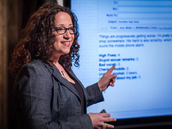 Amy Webb: How I hacked online dating | Talk Video | TED.com