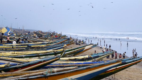 Cyclone Phailin is expected to be the biggest storm in the region for 14 years