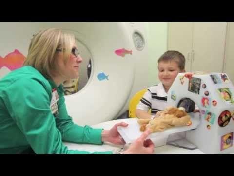 Sample video - Preparing Your Child for an MRI: Helen DeVos Children's  Hospital