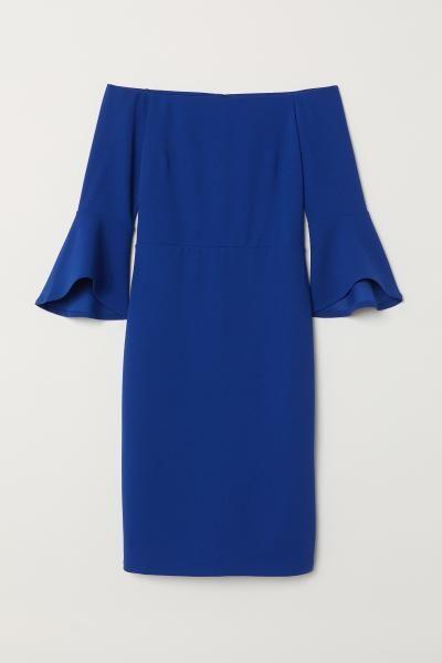 9b90ad34d50e Off shoulder-klänning | Dresses & Jumpsuits | Dresses, Jumpsuit ...
