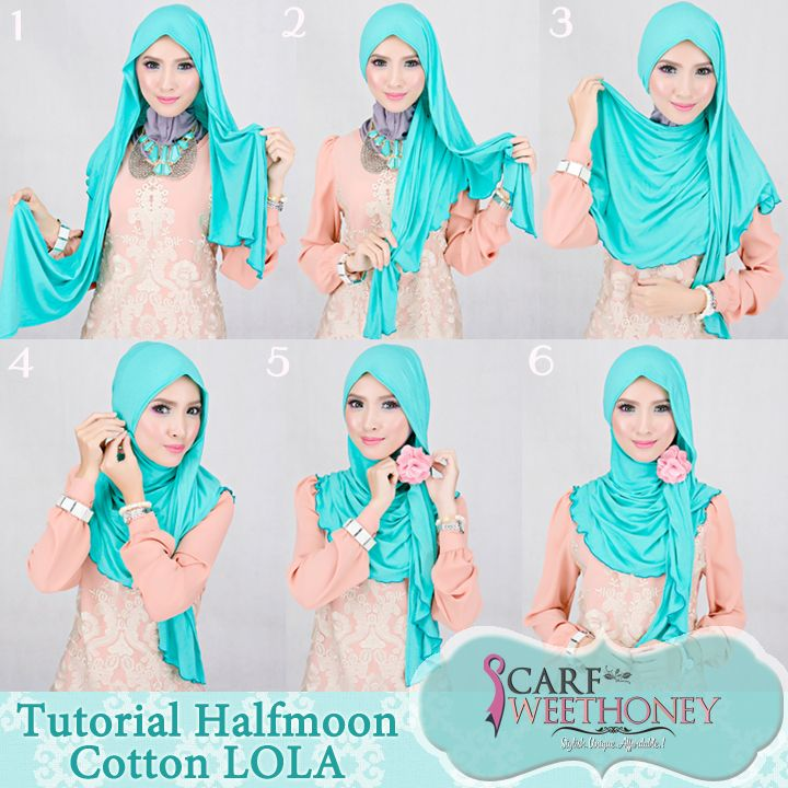 TUTORIAL HIJAB 4